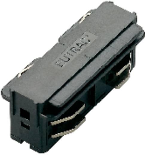 Hochvolt-Schienensystem-Komponente Längsverbinder Eutrac 145560 Schwarz