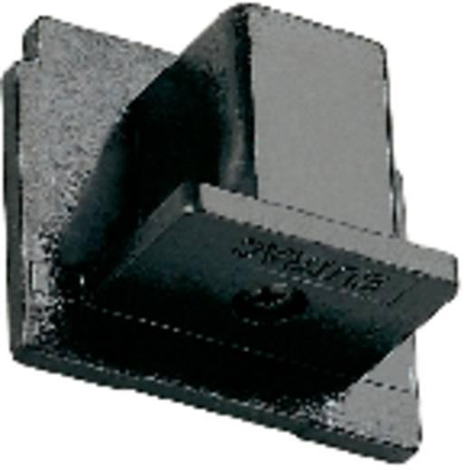 Hochvolt-Schienensystem-Komponente Endkappe Eutrac 145591 Weiß