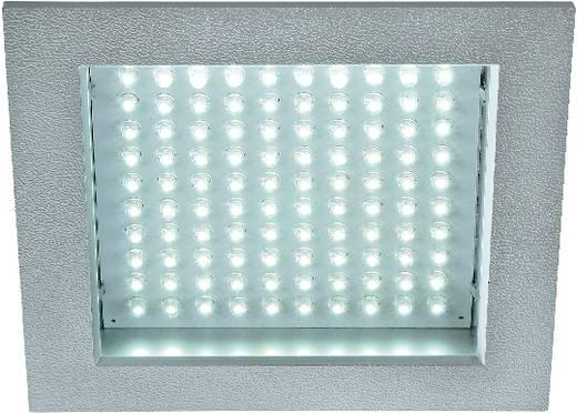 LED-Einbauleuchte 8.5 W Neutral-Weiß SLV LEDpanel 100 160354 Silber-Grau