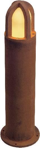 Außenstandleuchte Energiesparlampe E27 11 W SLV Rusty Cone 70 229432 Eisen (gerostet)