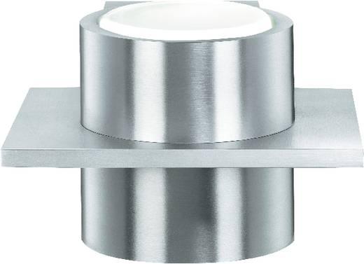 Wandleuchte GX53 26 W Energiesparlampe Trento 575558 Silber-Grau