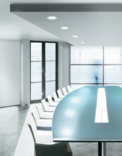 Sygonix Prato 34338D LED-Einbauleuchte 12 W Neutral-Weiß Silber-Grau