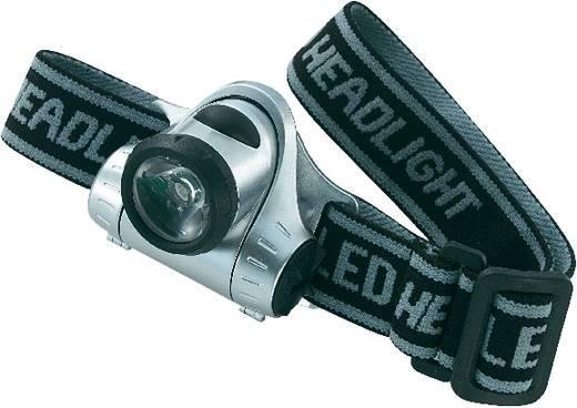 LED Stirnlampe 0.5 W batteriebetrieben 50 g Schwarz 575578