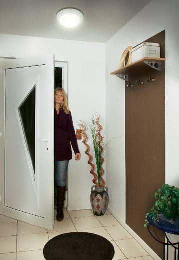 deckenleuchte mit bewegungsmelder halogen led e27 60 w. Black Bedroom Furniture Sets. Home Design Ideas