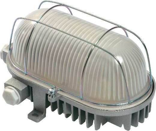 Feuchtraumleuchte LED LED fest eingebaut 12 W Kalt-Weiß as - Schwabe Grau
