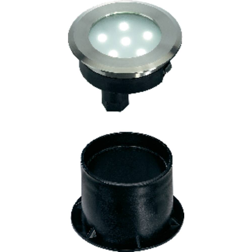 Spot led ext rieur encastrable slv 228401 blanc neutre - Spot led exterieur encastrable ...