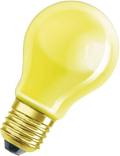 OSRAM Glühlampe E27 11 W Gelb Inhalt 1 St.