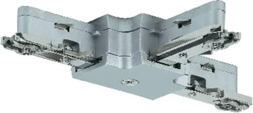 Hochvolt-Schienensystem-Komponente T-Verbinder Paulmann 97656 Chrom (matt)