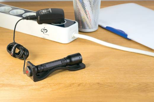 Taschenlampe Ledlenser P5R.2 9405-R Schwarz
