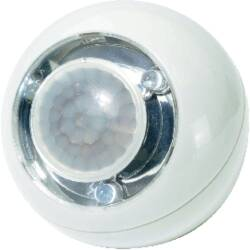 Přenosné LED světlo GEV s PIR čidlem, bílá