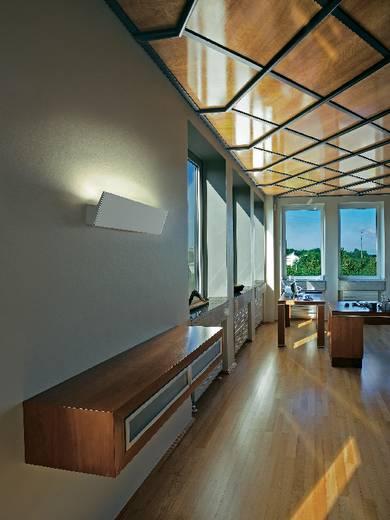 wandleuchte g5 24 w leuchtstofflampe slv solf 157611 wei chrom kaufen. Black Bedroom Furniture Sets. Home Design Ideas