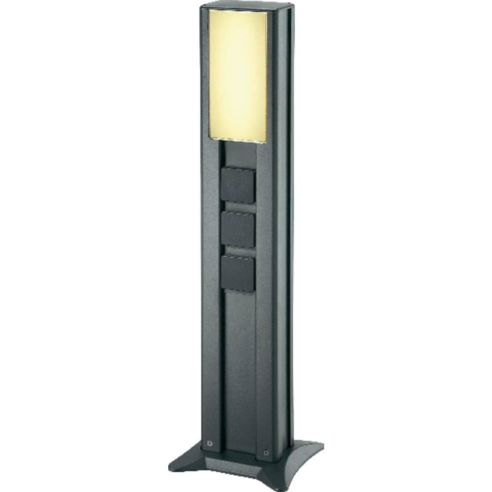 eclairage sur pied ext rieur led powerline 80cm ivt. Black Bedroom Furniture Sets. Home Design Ideas