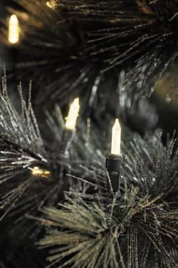Venkovní mini světlelný řetěz Konstsmide 6004-100, 230 V, 13.85 m, teplá bílá