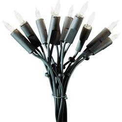 LED mini světlelná reťaz Konstsmide vnútorné 6303-100, 230 V, teplá biela