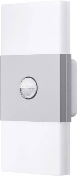 Dvojité LED osvětlení s detektorem pohybu Osram Noxlite LED Wall, 12 W, IP44