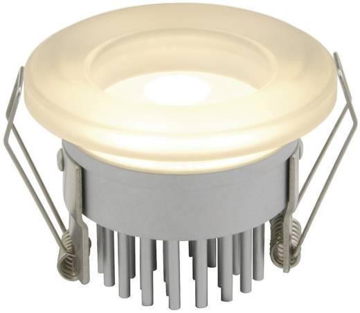 Barthelme Riva 1 62518626 LED-Einbauleuchte 7 W Neutral-Weiß Transparent