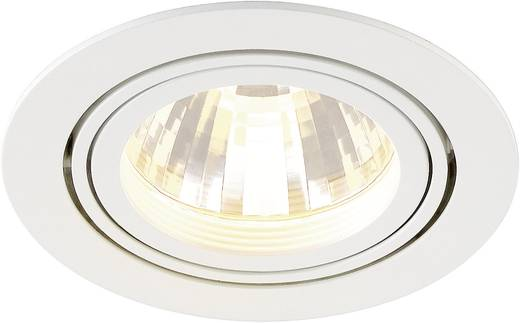 SLV New Tria 113581 LED-Einbauleuchte 12 W Warm-Weiß Weiß