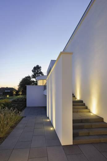 LED-Außeneinbauleuchte 7.7 W Warm-Weiß SLV Wetsy 300 230170 Edelstahl