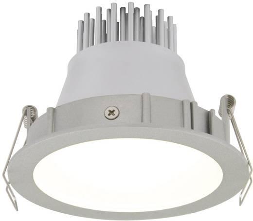 Barthelme Arco 2 62518927 LED-Einbauleuchte 9 W Warm-Weiß Grau