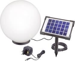 Solární svítící koule Esotec Mega 30 cm, IP 44