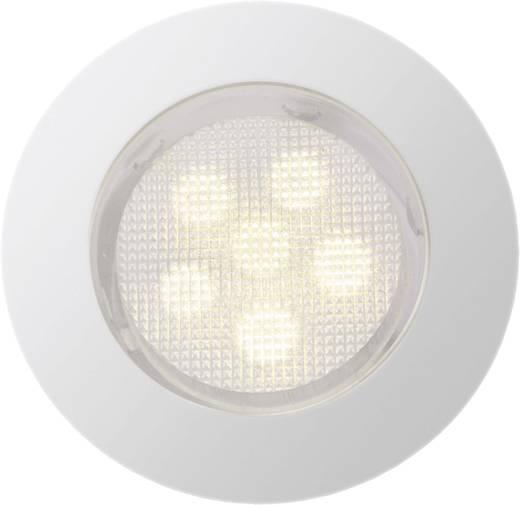 Brilliant Cosa G03094/75 LED-Einbauleuchte 10er Set 4.2 W Warm-Weiß ...