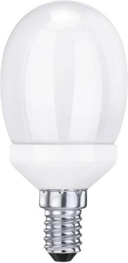 SYGONIX Energiesparl. Globe Mini, E14, 7 W, warm-weiß, Globeform