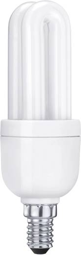 Energiesparlampe 128 mm Sygonix 230 V E14 7 W = 37 W Super-Warm-Weiß EEK: n.rel. Röhrenform Inhalt 1 St.