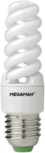 MEGAMAN ESL SPIRAX 11W-E27/827 spiralförmig