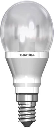 LED Lampe Golfball Clear, 6 W, WW, E14