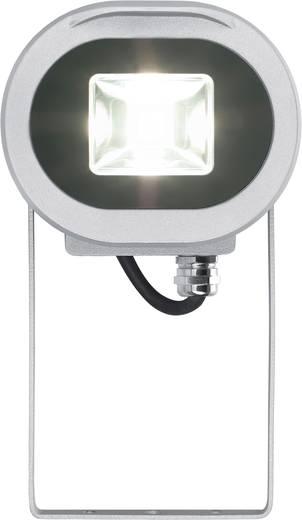 LED-Außenstrahler 12 W Neutral-Weiß Sygonix 34629D Silber-Grau