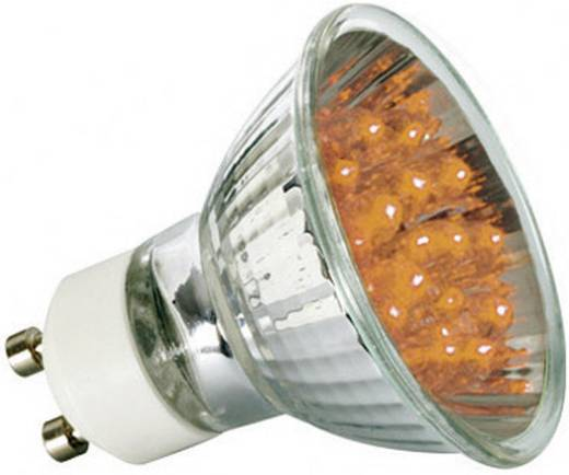 Paulmann LED EEK A (A++ - E) GU10 Reflektor 1 W Orange (Ø x L) 51 mm x 55 mm 1 St.