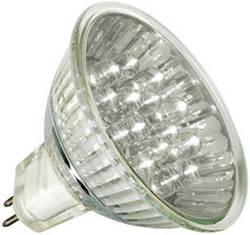LED žárovka Paulmann 28049 12 V, GU5.3, 1 W = 10 W, teplá bílá, A+ (A++ - E), reflektor, 1 ks - Paulmann LED Reflektorová žárovka 1W GU5,3 12V 51mm Teplá bílá