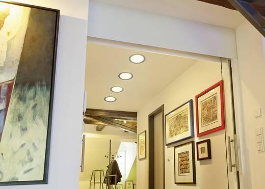 Esotec 201214 LED-Einbauleuchte 14 W Warm-Weiß Aluminium