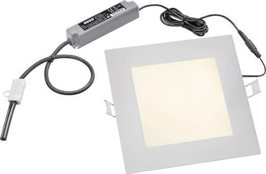 LED-Einbauleuchte 1 W Warm-Weiß Esotec 201280 Grau