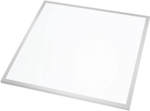 LED-Einbauleuchte 40 W Neutral-Weiß Esotec 201267 Silber, Weiß