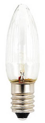 LED-Ersatzlampe 3 St. E10 14 - 55 V Warm-Weiß Konstsmide 5042-130