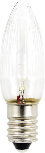 Ersatzleuchtmittel Weihnachten 14 - 55 V E10 0,3 W Warm-Weiß Konstsmide 3er-Set