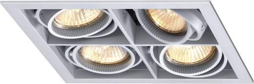 Einbauring GU10 200 W 578770 Olbia Silber-Grau