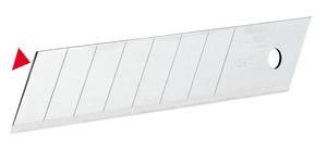 Stanley Abbrechklinge 18 mm im Spender Cuttermesserklingen 10 Stück
