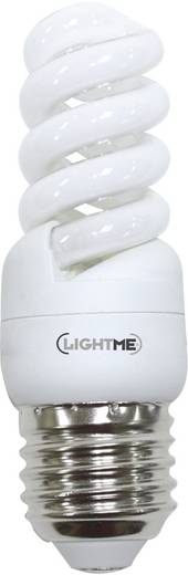Energiesparlampe 96 mm LightMe 230 V 9 W EEK: A Spiralform Inhalt 1 St.