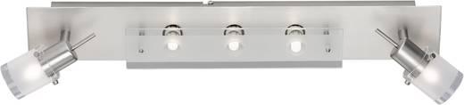 Deckenstrahler LED, Halogen G9 155 W Paul Neuhaus Centura 6322-55 Silber-Grau