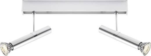 Deckenstrahler Halogen, LED GU10 12 W Brilliant Tabea G19629/21 Aluminium, Chrom