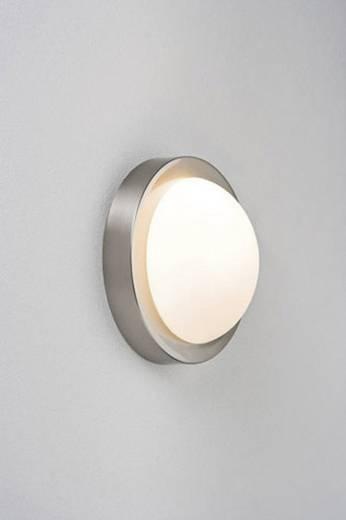 Wandleuchte E27 9 W Energiesparlampe Paulmann Dopp 70025 Eisen (gebürstet)