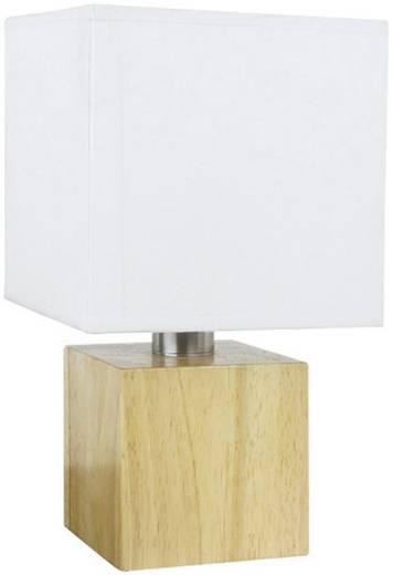 Tischlampe Halogen E14 40 W Paulmann Asta 79390 Weiß
