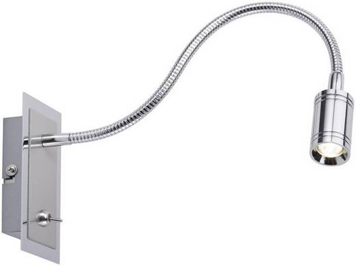 LED-Bilderleuchte 3 W Warm-Weiß Paulmann Zylindro 99068 Chrom