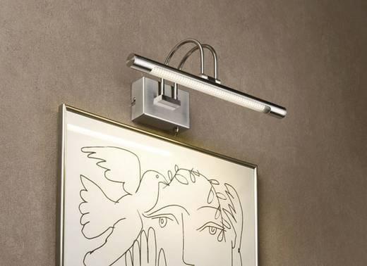 LED-Bilderleuchte 3.5 W Warm-Weiß Paulmann Remus 99075 Eisen (gebürstet)