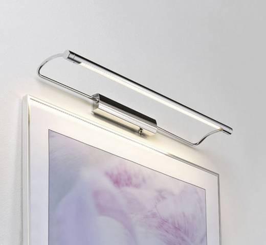 LED-Bilderleuchte 10 W Warm-Weiß Paulmann Wolbas 99077 Chrom