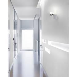 LED nástenné svetlo Bolzano 579209, 1 W, N/A, striebornosivá