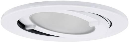 Bad-Einbauleuchte 3er Set Halogen G4 60 W Paulmann Micro Line Weiß