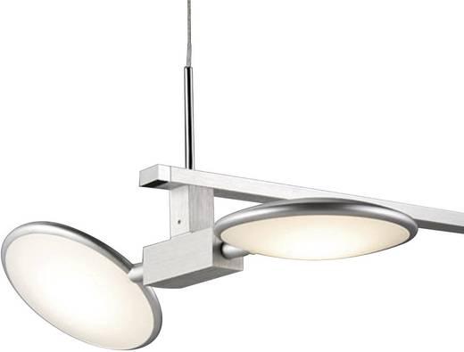 LED-Spot drehbar, indirekter Lichtaustritt Paulmann NanoLED Pur 70223 Aluminium (gebürstet)